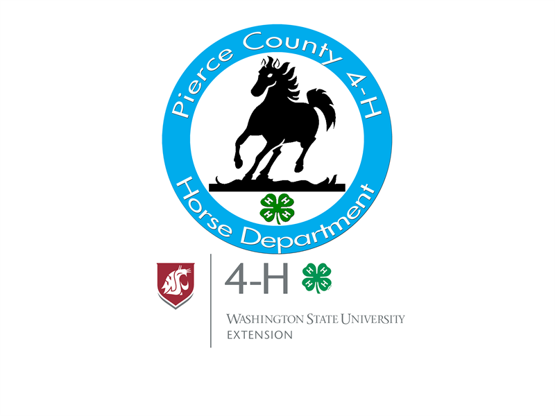Logo for 2019 Pierce County Horse May Qualifying Show