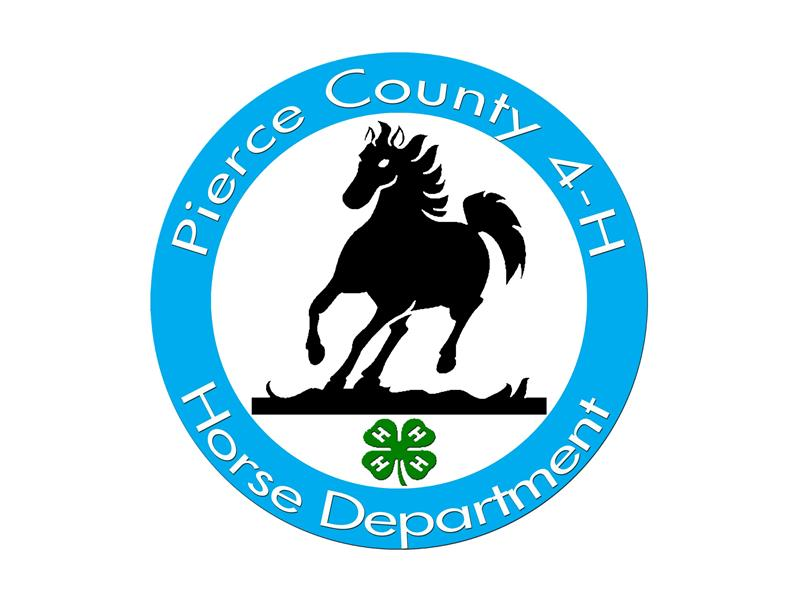 Logo for 2019 Pierce County Horse July Qualifying Show