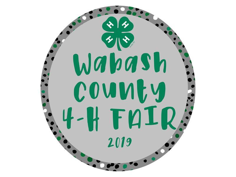 2019 Wabash County Indiana 4-H Fair - FairEntry com